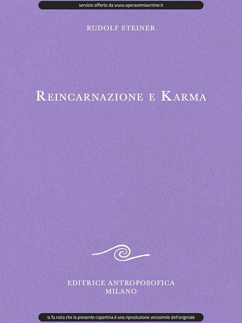 O.O. 34 - Reincarnazione e Karma