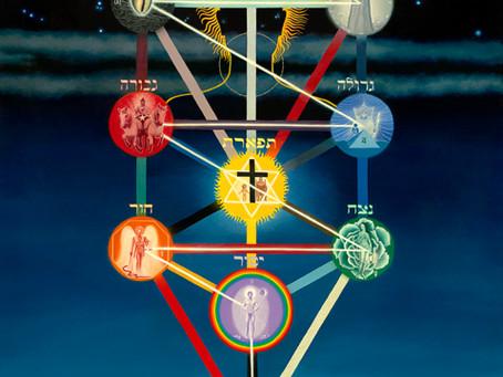 La Cabala, le Sephiroth e l'Albero della Vita