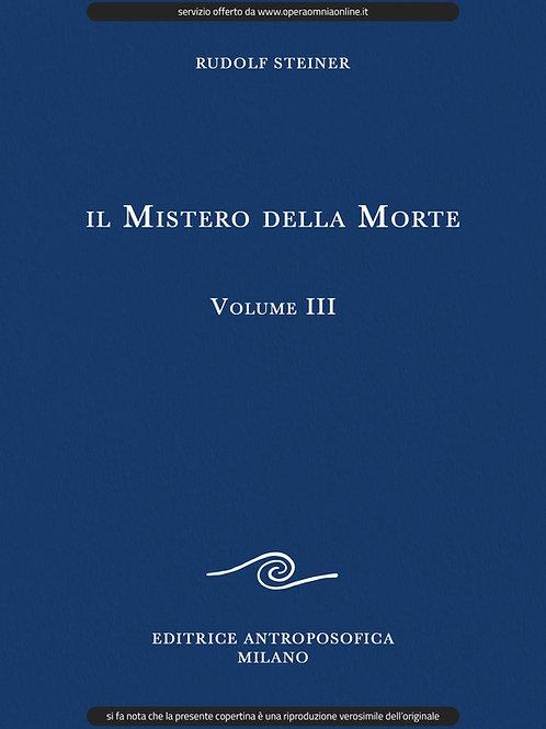 O.O. 159 - Il Mistero della Morte - Volume III