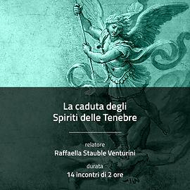La caduta degli Spiriti delle Tenebre