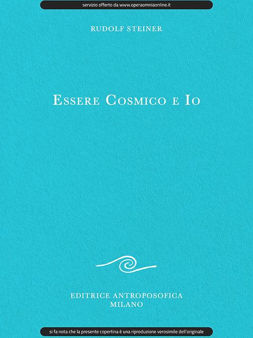 O.O. 169 - Essere Cosmico e Io