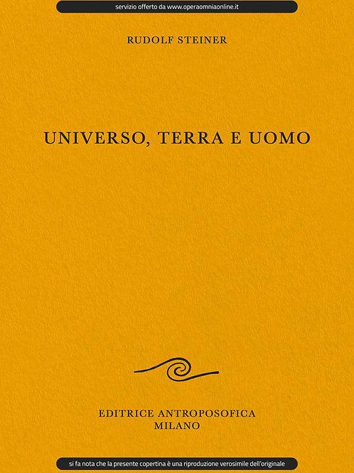 O.O. 105 - Universo, Terra e Uomo