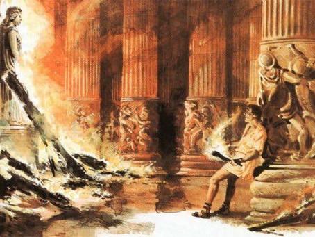 15 Aprile – Il Rogo di Sofia