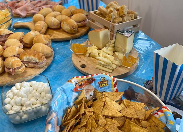 sbirulino ludoteca sala per feste di com