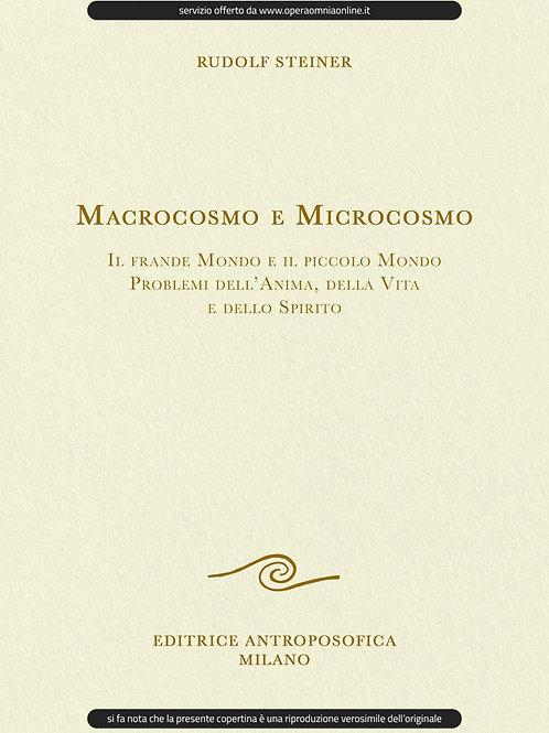 O.O. 119 - Macrocosmo e Microcosmo