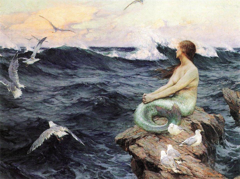 Charles Murray Padday: Sirena