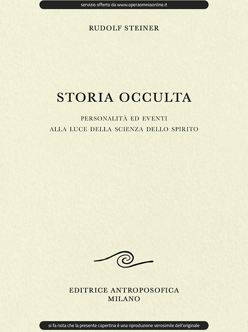 O.O. 126 - La Storia Occulta