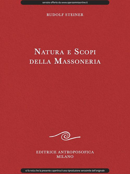O.O. 93 - Natura e Scopi della Massoneria