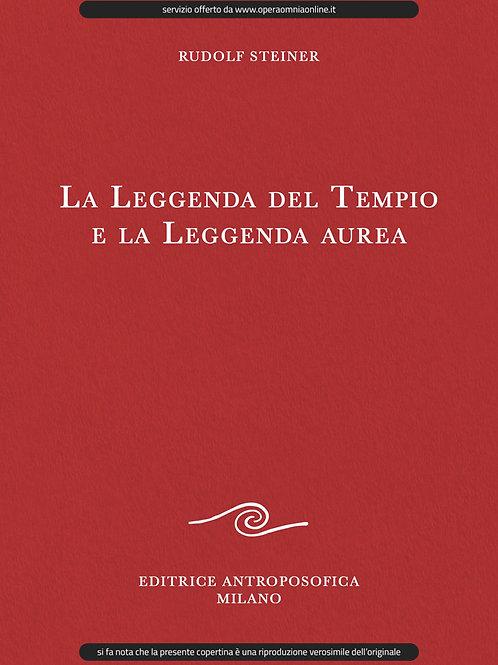 O.O. 93 - La Leggenda del Tempio e la Leggenda Aurea