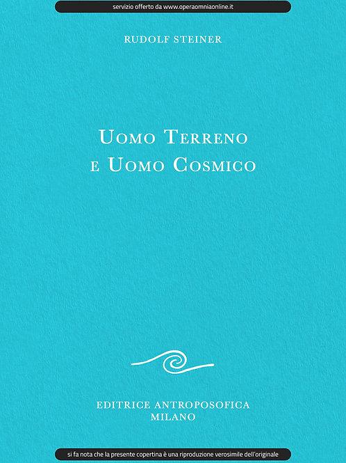 O.O. 133 - Uomo Terreno e Uomo Cosmico