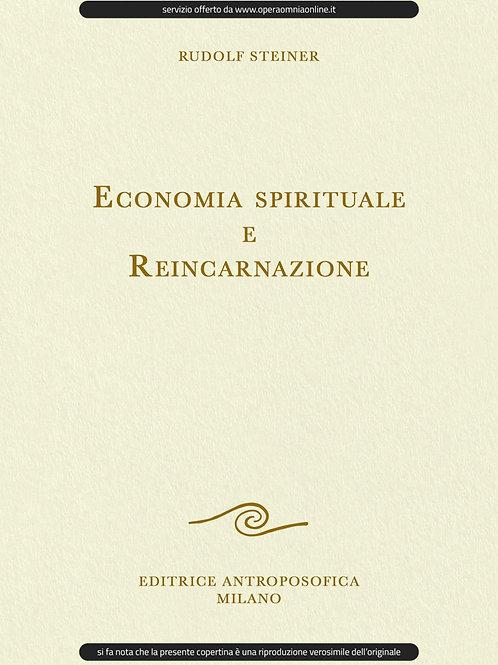 O.O. 109 - Economia spirituale e Reincarnazione