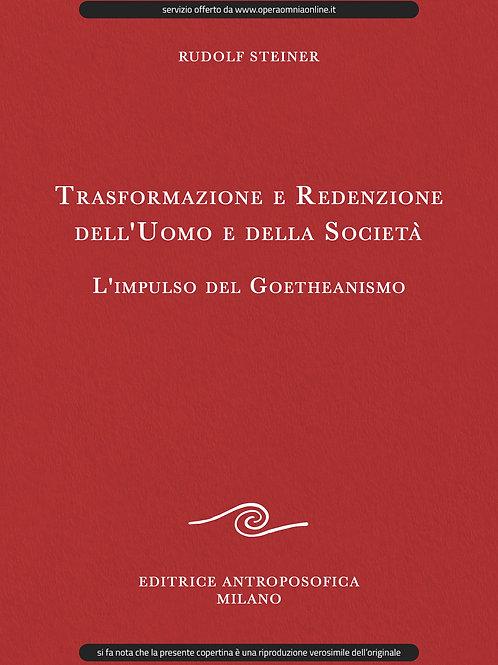 O.O. 188 - Trasformazione e Redenzione dell'Uomo e della Società