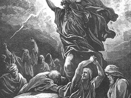 I 10 comandamenti alla luce della Scienza dello Spirito