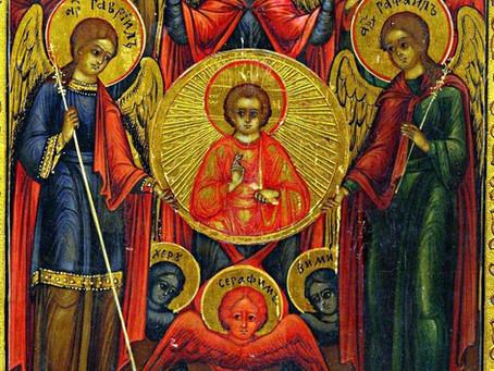I 7 Arcangeli e le 4 Stagioni