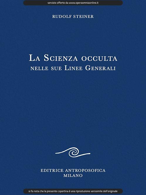 O.O. 13 - La Scienza Occulta nelle sue Linee Generali