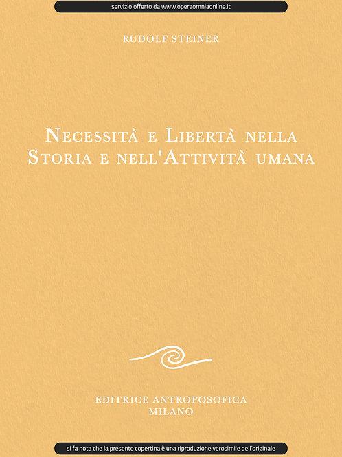 O.O. 166 - Necessità e Libertà nella Storia e nell'Attività umana