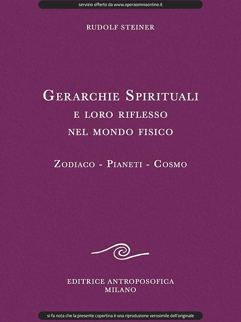O.O. 110 - Gerarchie Spirituali e loro riflesso nel mondo fisico