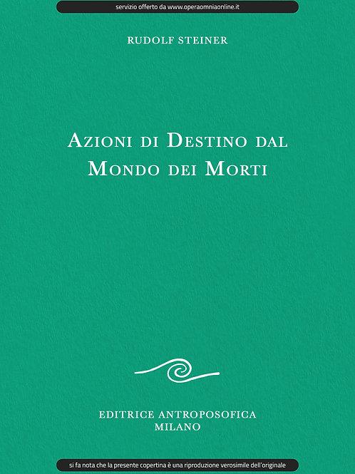 O.O. 179 - Azioni di Destino dal Mondo dei Morti