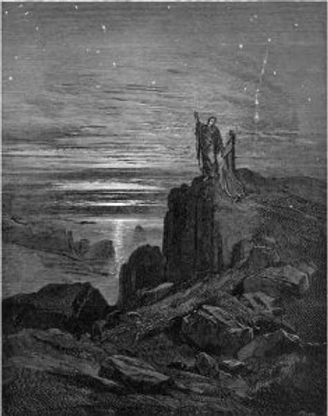 Gustave Doré: Inferno, Canto XXIV (1565)