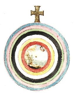 società italica rosae+crucis saint jerom