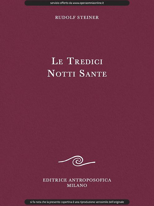 O.O. 127 - Le Tredici Notti Sante