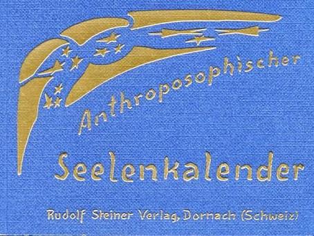 Rudolf Steiner – Il Calendario dell'Anima