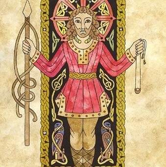 1 Agosto – Lughnasadh: la Festa del Dio della Luce