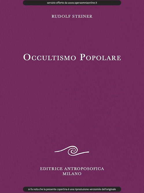 O.O. 94 - Occultismo Popolare