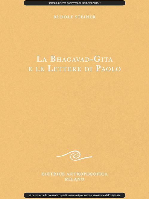 O.O. 142 - La Bhagavad-Gita e le Lettere di Paolo