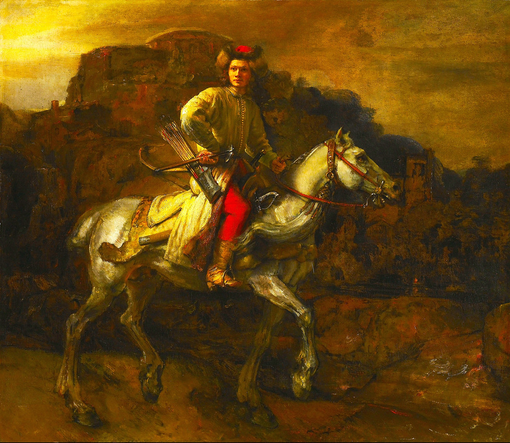 Rembrandt_-_De_Poolse_ruiter,_c.1655_(Frick_Collection)