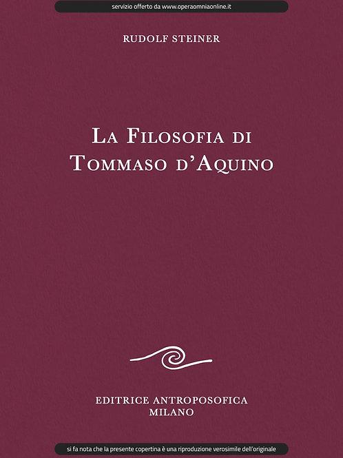 O.O. 74 - La Filosofia di Tommaso d'Aquino
