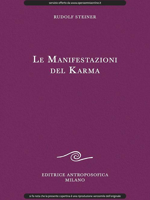 O.O. 120 - Le Manifestazioni del Karma