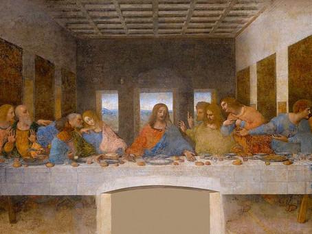 L'Ultima Cena di Da Vinci: Archetipo dei Quattro Elementi Alchemici della Natura