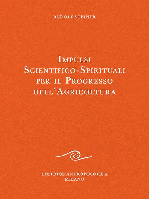 O.O. 327 - Impulsi Scientifico-Spirituali per il Progresso dell'Agricoltura