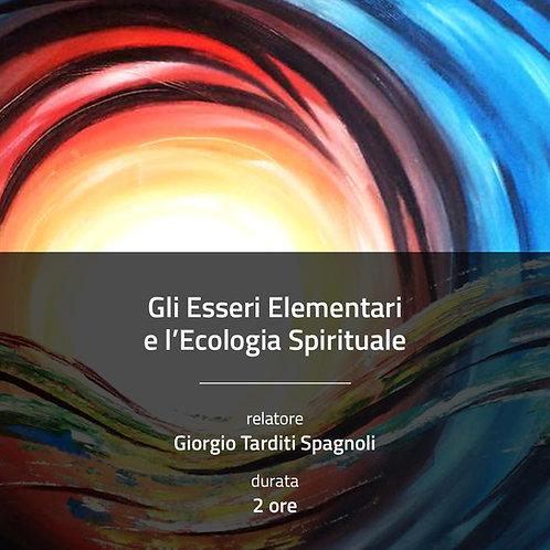 Gli Esseri Elementari e l'Ecologia Spirituale