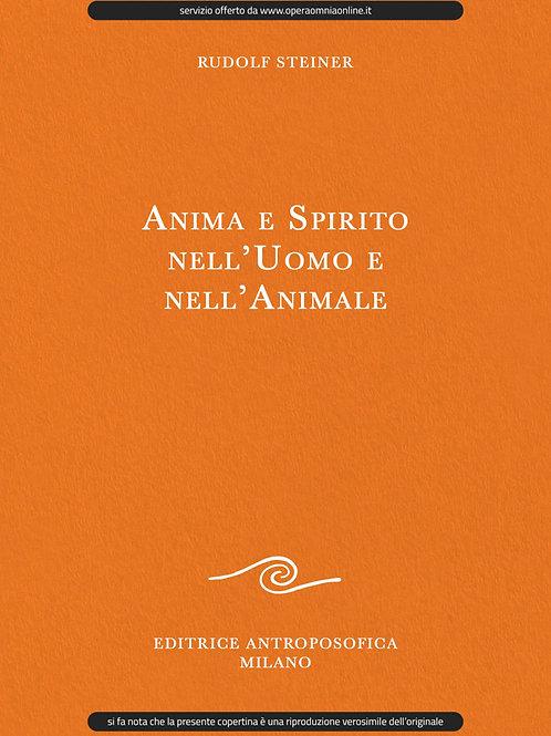 O.O. 60 - Anima e Spirito nell'Uomo e nell'Animale