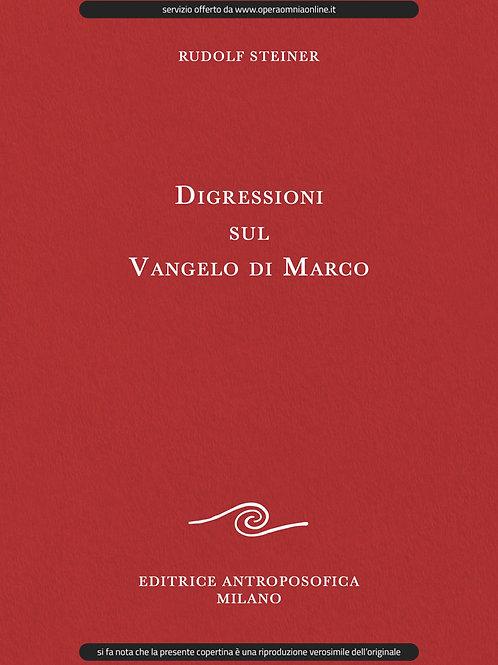 O.O. 124 - Digressioni sul Vangelo di Marco