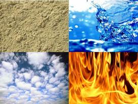 LE 4 COSCIENZE i 4 elementi i 4 MONDI