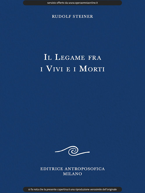O.O. 168 - Il Legame fra i Vivi e i Morti
