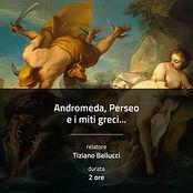 Andromeda, Perseo e i miti greci