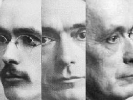 """L'antroposofia o """"conoscenza dell'uomo"""" del Dott. R. Steiner"""