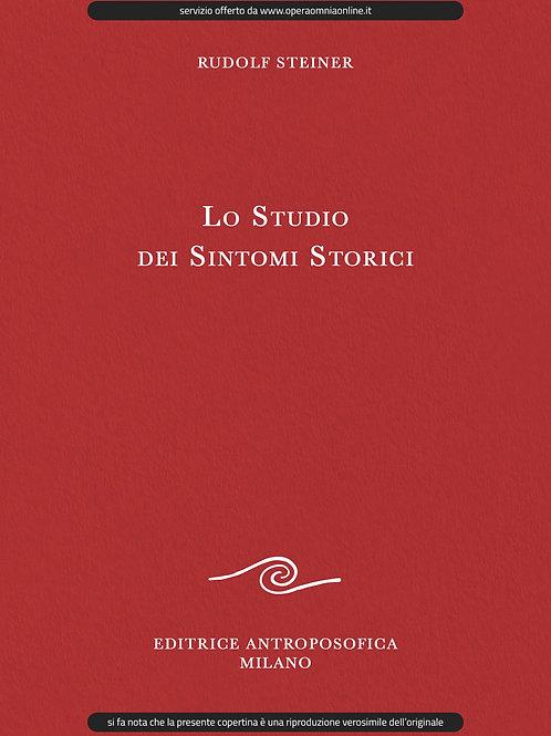 O.O. 185 - Lo Studio dei Sintomi Storici