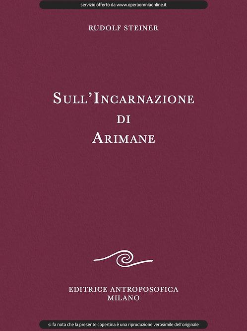 O.O. 193 - Sull'Incarnazione di Arimane