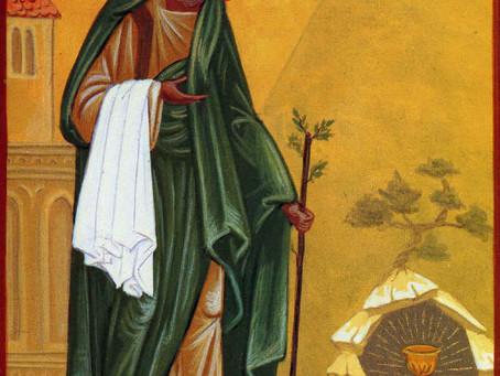 31 Luglio – San Giuseppe di Arimatea