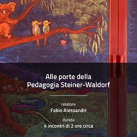 Alle porte della Pedagogia Steineriana