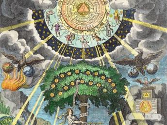 Come il Cristiano Esoterico guarda l'Universo