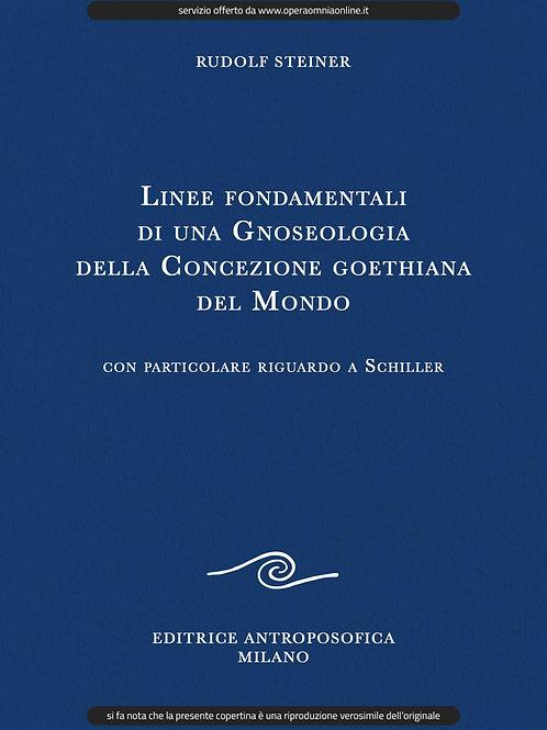 O.O. 2 - Linee Fondamentali di una Gnoseologia della Concezione Goethiana