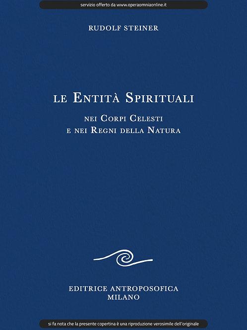 O.O. 136 - Le Entità Spirituali nei Corpi Celesti e nei Regni della Natura