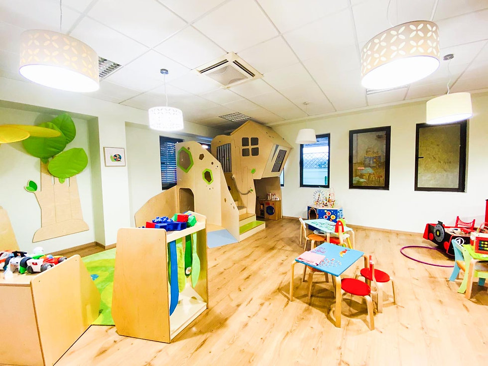 sbirulino siena - nido per bambini - nid