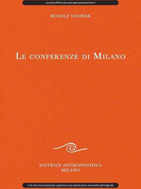 O.O. 130/140 - Le Conferenze di Milano